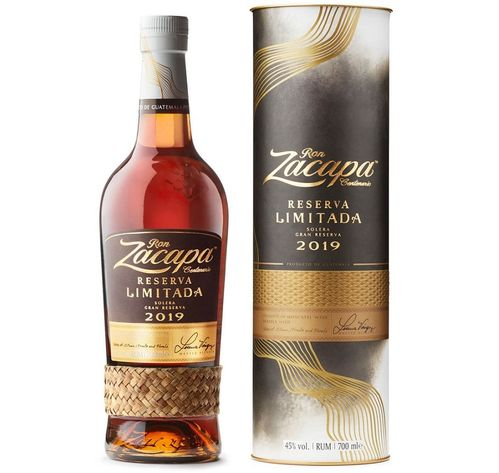 RON ZACAPA RESERVA LTD. 2019