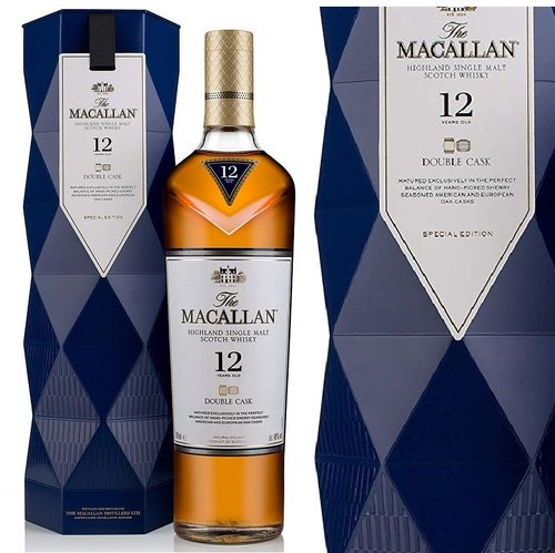 MACALLAN 12 AÑOS DOUBLE CASK SPECIAL EDITION (2019)