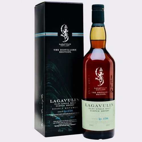 LAGAVULIN 2001 (BOTTLED 2017) THE DISTILLERS EDITION