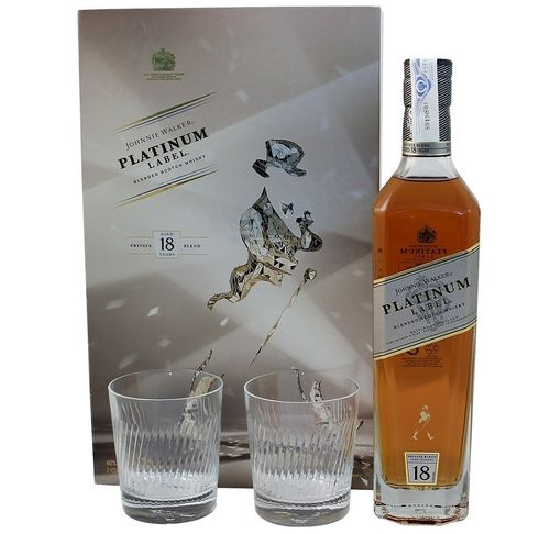 JOHNNIE WALKER PLATINUM PACK